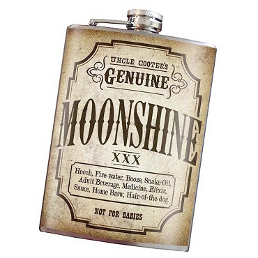Flask - Moonshine